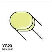 Copic Sketch marker YG23 new leaf