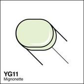 Copic Sketch marker YG11 mignonette
