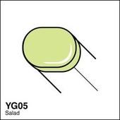 Copic Sketch marker YG05 salad