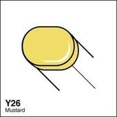 Copic Sketch marker Y26 mustard