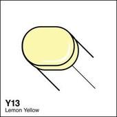 Copic Sketch marker Y13 lemon yellow