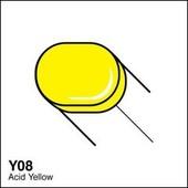 Copic Sketch marker Y08 acid yellow