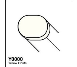 Copic Sketch marker Copic Sketch marker Y0000 yellow florite