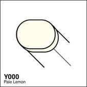 Copic Sketch marker Y000 pale lemon
