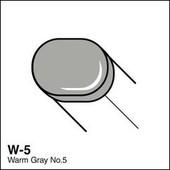 Copic Sketch marker W05 warm gray 5