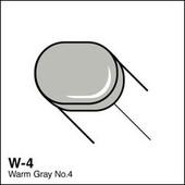 Copic Sketch marker W04 warm gray 4
