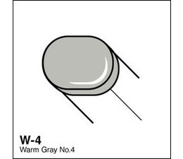 Copic Sketch marker Copic Sketch marker W04 warm gray 4