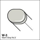 Copic Sketch marker W03 warm gray 3