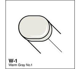 Copic Sketch marker Copic Sketch marker W01 warm gray 1