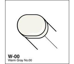 Copic Sketch marker Copic Sketch marker W00 warm gray 00