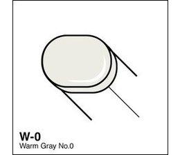 Copic Sketch marker Copic Sketch marker W0 warm gray 0