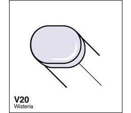 Copic Sketch marker Copic Sketch marker V20 wisteria