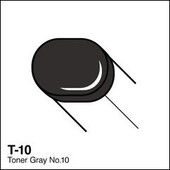 Copic Sketch marker T10 toner gray 10