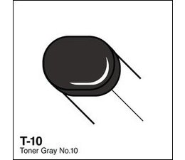 Copic Sketch marker Copic Sketch marker T10 toner gray 10