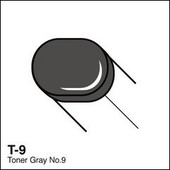 Copic Sketch marker T09 toner gray 9