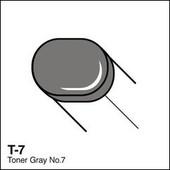 Copic Sketch marker T07 toner gray 7