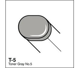 Copic Sketch marker Copic Sketch marker T05 toner gray 5