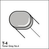 Copic Sketch marker T04 toner gray 4