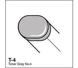 Copic Sketch marker Copic Sketch marker T04 toner gray 4