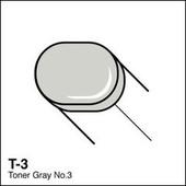 Copic Sketch marker T03 toner gray 3