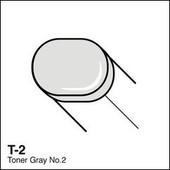 Copic Sketch marker T02 toner gray 2