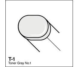 Copic Sketch marker Copic Sketch marker T01 toner gray 1