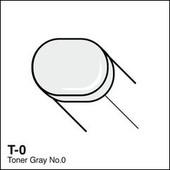 Copic Sketch marker T00 toner gray 0