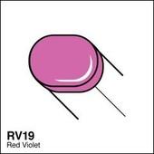 Copic Sketch marker RV19 red violet