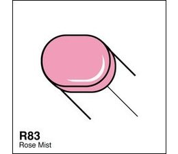 Copic Sketch marker Copic Sketch marker R83 rose mist