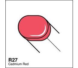 Copic Sketch marker Copic Sketch marker R27 cadmium red