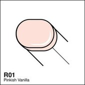 Copic Sketch marker R01 pinkish vanilla