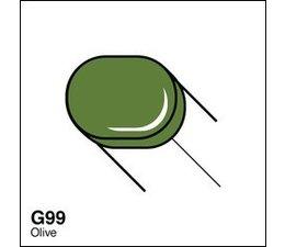 Copic Sketch marker Copic Sketch marker G99 olive