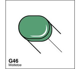 Copic Sketch marker Copic Sketch marker G46 mistletoe