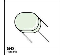 Copic Sketch marker Copic Sketch marker G43 pistachio
