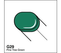 Copic Sketch marker Copic Sketch marker G29 pine tree green