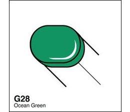 Copic Sketch marker Copic Sketch marker G28 ocean green