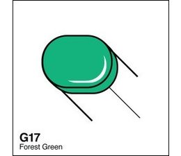 Copic Sketch marker Copic Sketch marker G17 forest green
