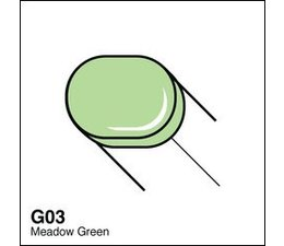 Copic Sketch marker Copic Sketch marker G03 meadow green