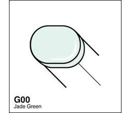 Copic Sketch marker Copic Sketch marker G00 jade green