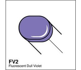 Copic Sketch marker Copic Sketch marker FV2 fluorescent dull violet