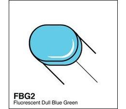 Copic Sketch marker Copic Sketch marker FBG2 fluorescent dull blue green