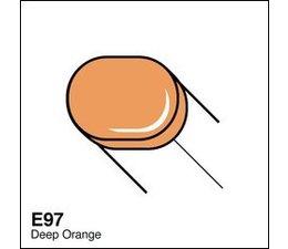 Copic Sketch marker Copic Sketch marker E97 deep orange