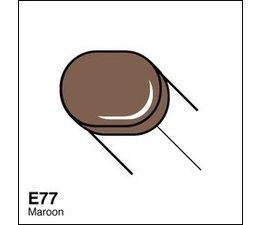 Copic Sketch marker Copic Sketch marker E77 maroon