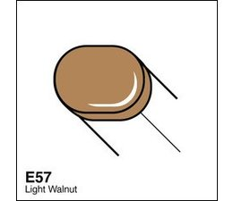 Copic Sketch marker Copic Sketch marker E57 light walnut