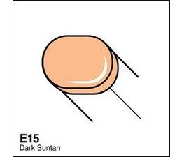 Copic Sketch marker Copic Sketch marker E15 dark suntan