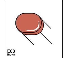 Copic Sketch marker Copic Sketch marker E08 brown