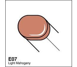 Copic Sketch marker Copic Sketch marker E07 light mahogany