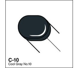 Copic Sketch marker Copic Sketch marker C10 cool gray 10