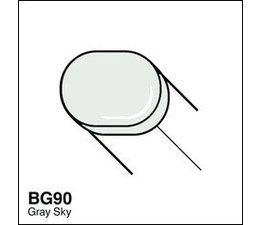 Copic Sketch marker Copic Sketch marker BG90 gray sky