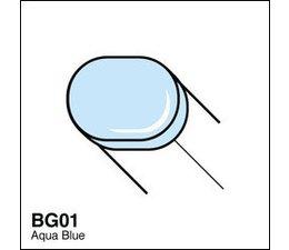Copic Sketch marker Copic Sketch marker BG01 aqua blue